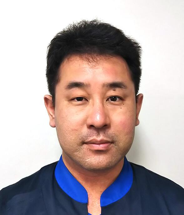 山田 法顕先生の顔写真